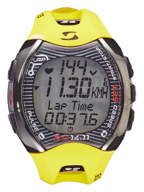 SIGMA RC 14.11 - Montre running jaune